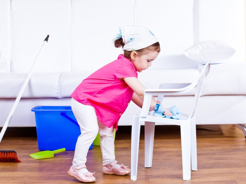 10 good habits to teach your toddler