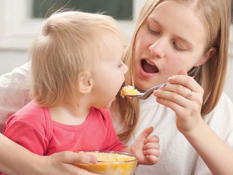 5 snippets on feeding your toddler