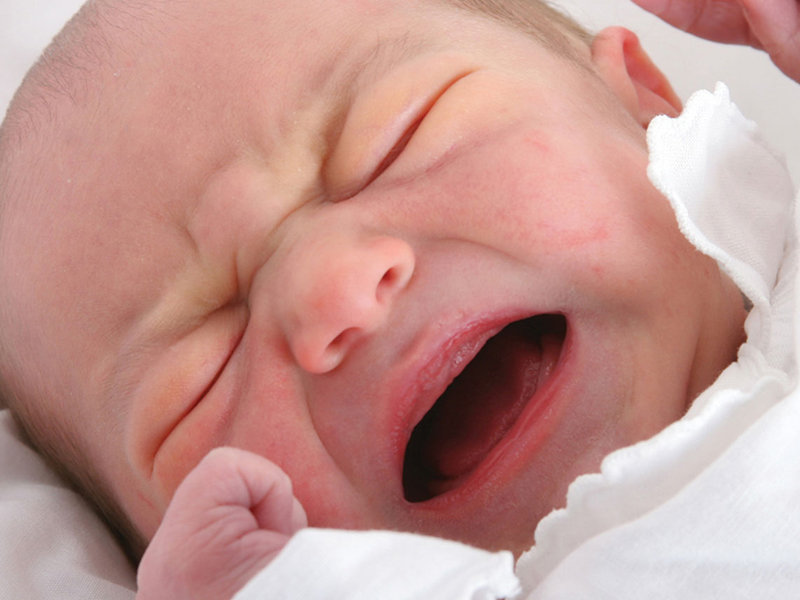 colic - could it be sensory overload