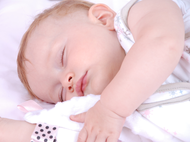 safe sleeping for your baby