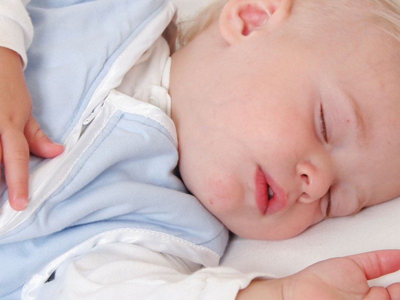 the 7 s's of calming your baby