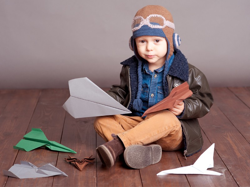 tips on flying with your baby